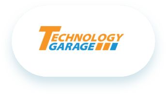 Logo Technology garage